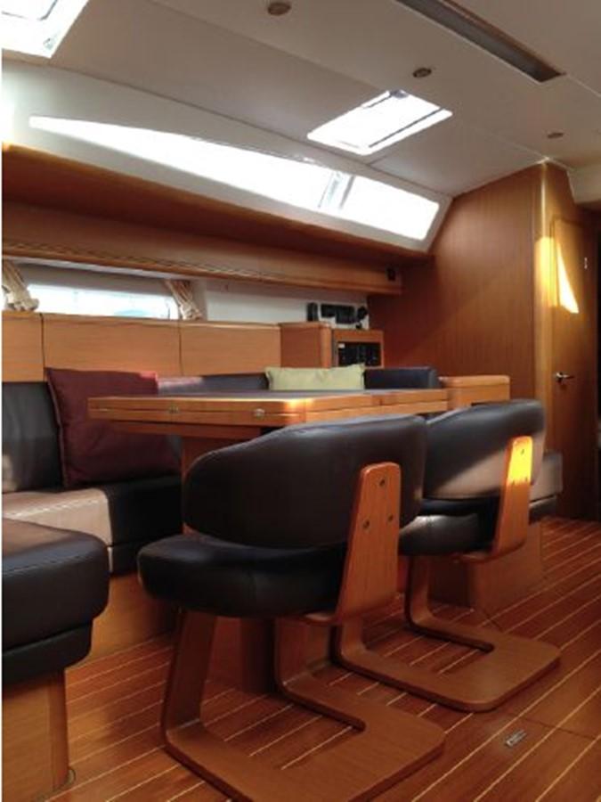 2011 JEANNEAU 53 Cruising Sailboat 2591679