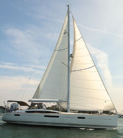 2011 JEANNEAU 53 Cruising Sailboat 2591586