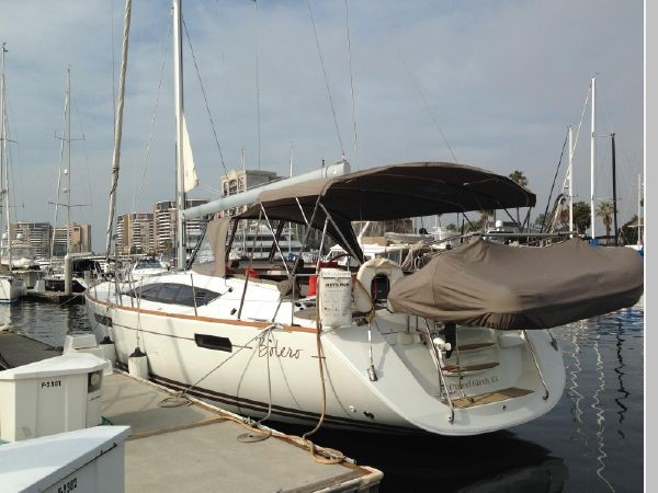 2011 JEANNEAU 53 Cruising Sailboat 2591596