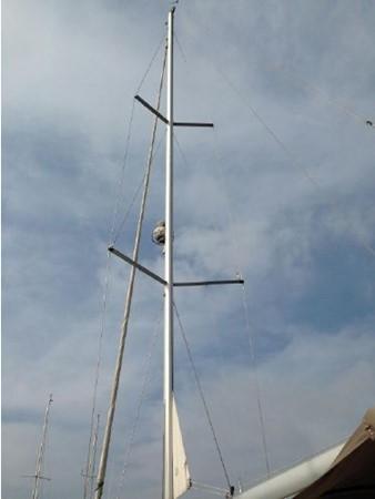 2011 JEANNEAU 53 Cruising Sailboat 2591599