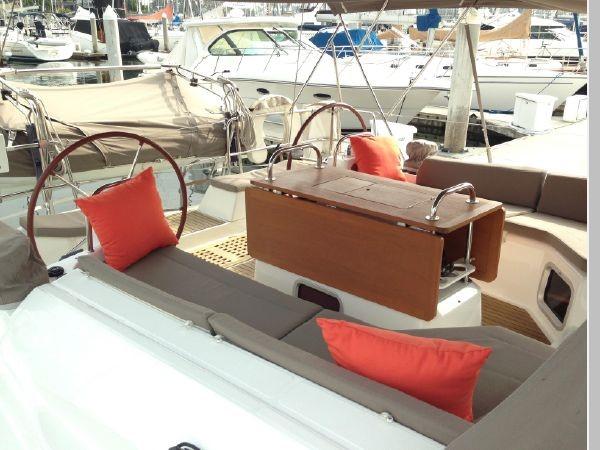 2011 JEANNEAU 53 Cruising Sailboat 2591618