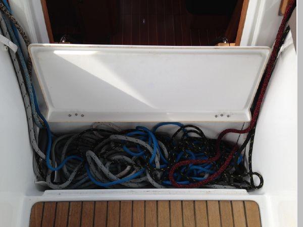 2011 JEANNEAU 53 Cruising Sailboat 2591635