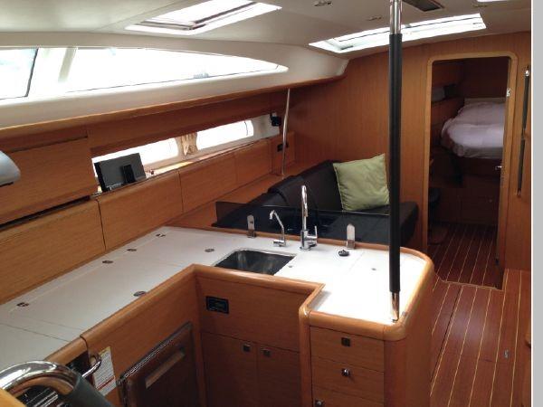 2011 JEANNEAU 53 Cruising Sailboat 2591640