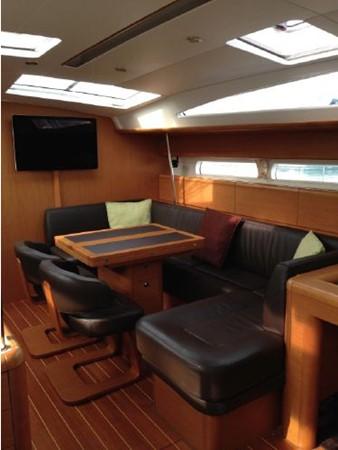 2011 JEANNEAU 53 Cruising Sailboat 2591658