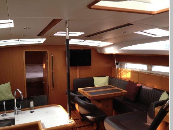 2011 JEANNEAU 53 Cruising Sailboat 2591693