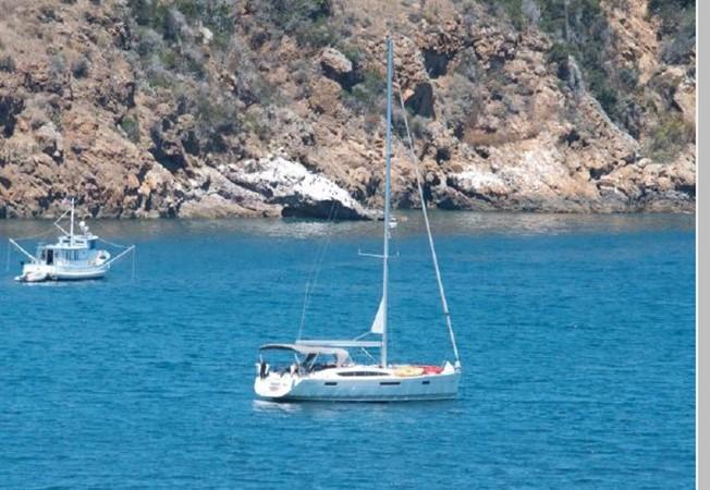 2011 JEANNEAU 53 Cruising Sailboat 2591699
