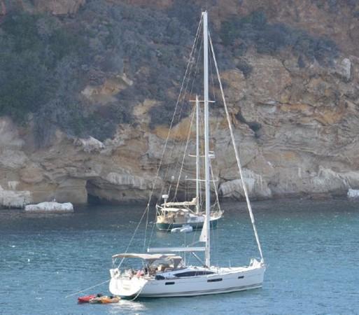 2011 JEANNEAU 53 Cruising Sailboat 2591700