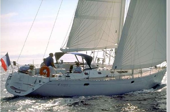 1996 JEANNEAU Sun Odyssey 52.2 Cruising/Racing Sailboat 2591701