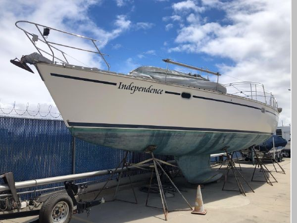 1996 JEANNEAU Sun Odyssey 52.2 Cruising/Racing Sailboat 2591702