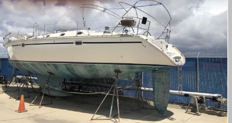 1996 JEANNEAU Sun Odyssey 52.2 Cruising/Racing Sailboat 2591703