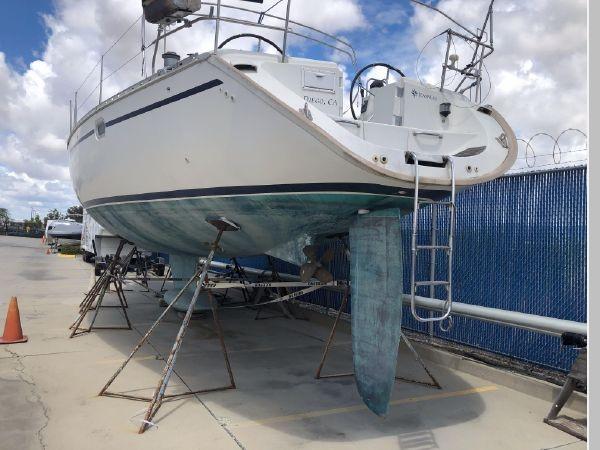 1996 JEANNEAU Sun Odyssey 52.2 Cruising/Racing Sailboat 2591704
