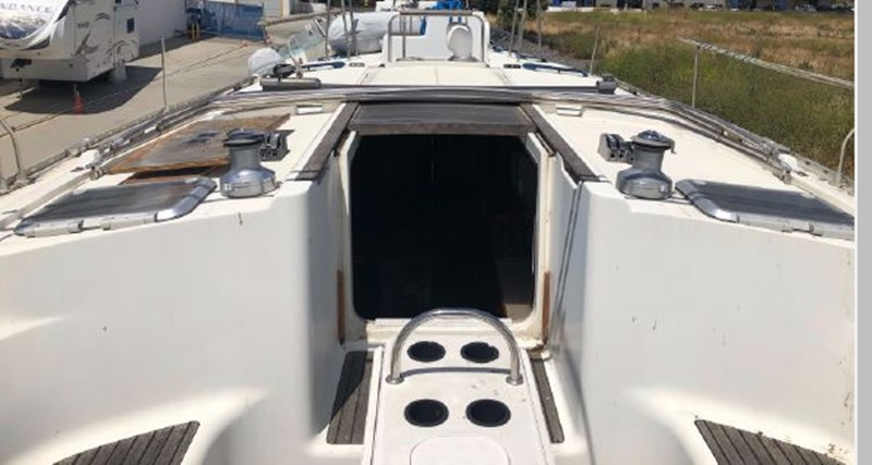 1996 JEANNEAU Sun Odyssey 52.2 Cruising/Racing Sailboat 2591715