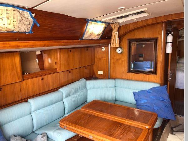 1996 JEANNEAU Sun Odyssey 52.2 Cruising/Racing Sailboat 2591716