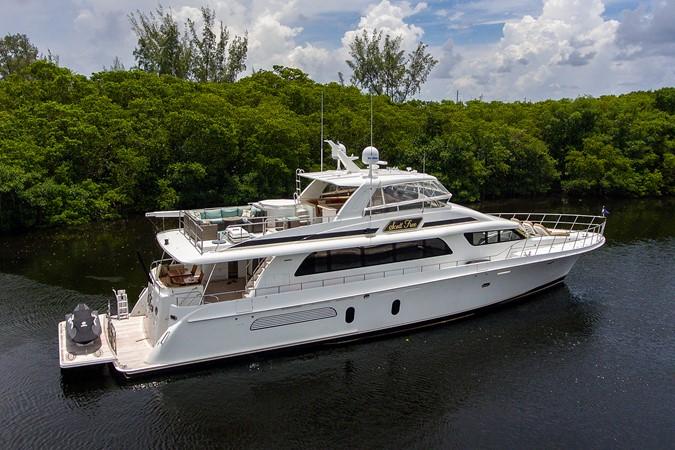 2006 CHEOY LEE 84 Bravo Motor Yacht 2592422