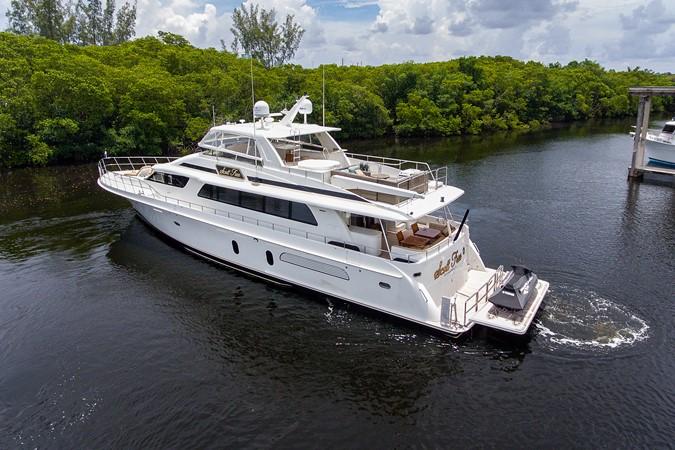 2006 CHEOY LEE 84 Bravo Motor Yacht 2592430