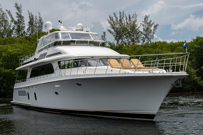 2006 CHEOY LEE 84 Bravo Motor Yacht 2602222