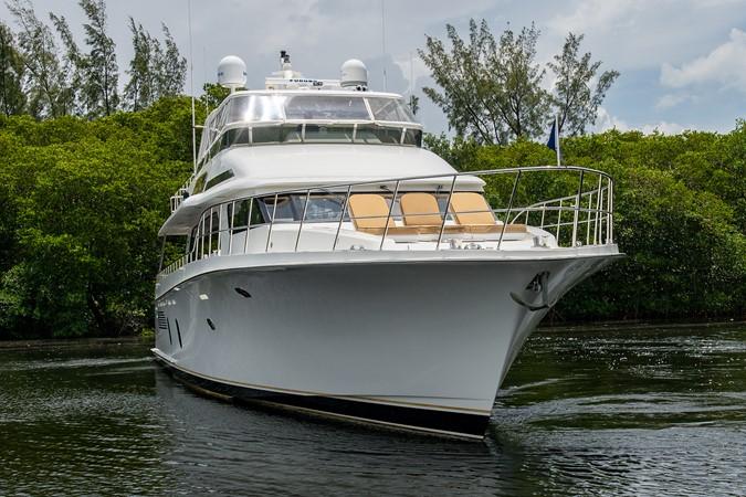 2006 CHEOY LEE 84 Bravo Motor Yacht 2602223