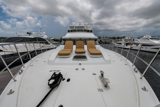 2006 CHEOY LEE 84 Bravo Motor Yacht 2602231