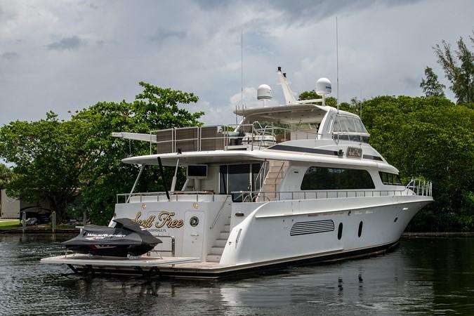 2006 CHEOY LEE 84 Bravo Motor Yacht 2602399