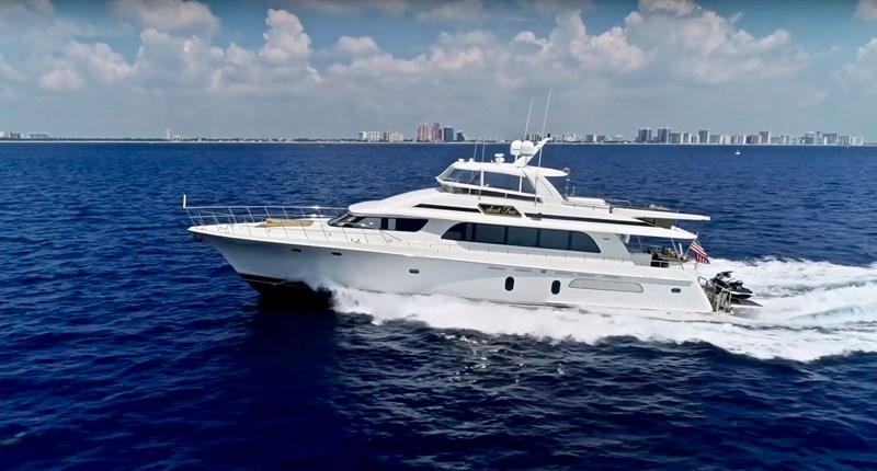 Screen Shot 2019-10-10 at 3.03.49 PM 2006 CHEOY LEE 84 Bravo Motor Yacht 2723205