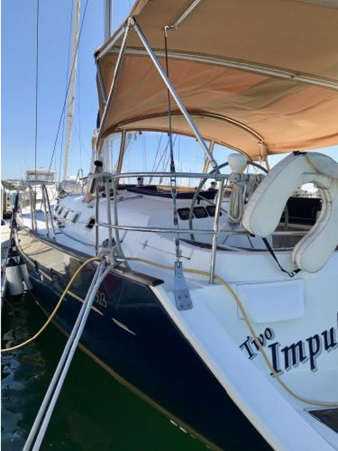 2006 BENETEAU 523 Cruising/Racing Sailboat 2592725