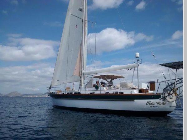 1985 PASSPORT YACHTS 51 Cruising Sailboat 2592813