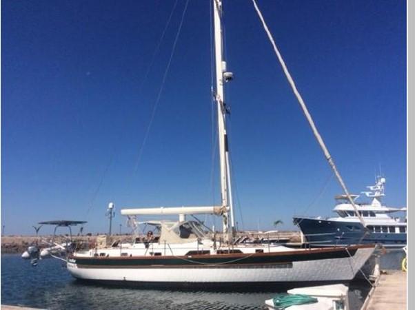 1985 PASSPORT YACHTS 51 Cruising Sailboat 2592815