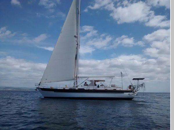 1985 PASSPORT YACHTS 51 Cruising Sailboat 2592816