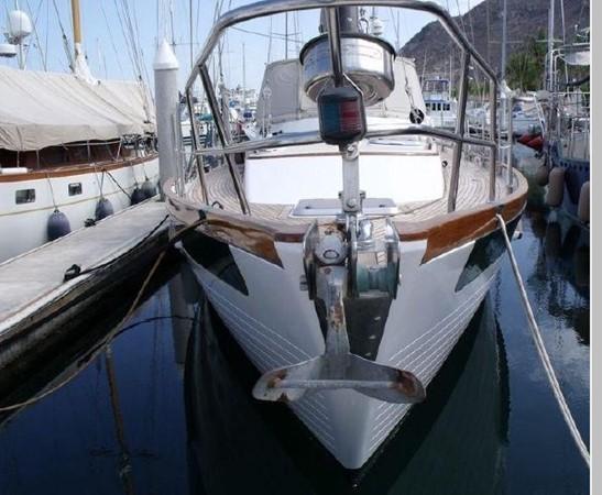 1985 PASSPORT YACHTS 51 Cruising Sailboat 2592818