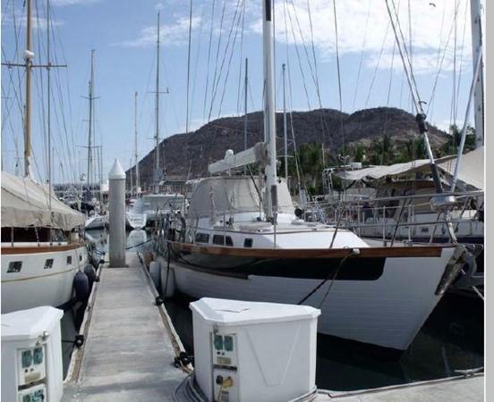1985 PASSPORT YACHTS 51 Cruising Sailboat 2592819