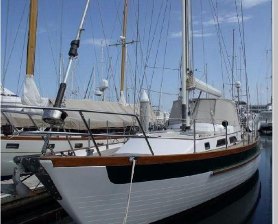 1985 PASSPORT YACHTS 51 Cruising Sailboat 2592820