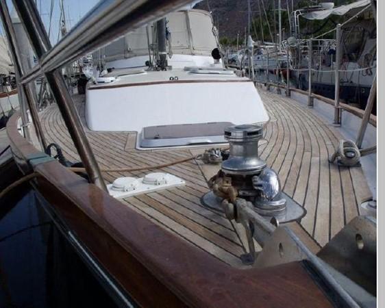 1985 PASSPORT YACHTS 51 Cruising Sailboat 2592821