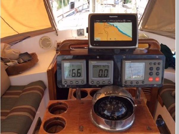 1985 PASSPORT YACHTS 51 Cruising Sailboat 2592829