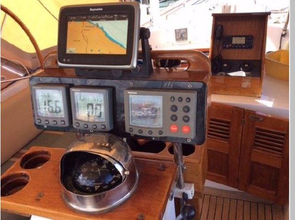 1985 PASSPORT YACHTS 51 Cruising Sailboat 2592830