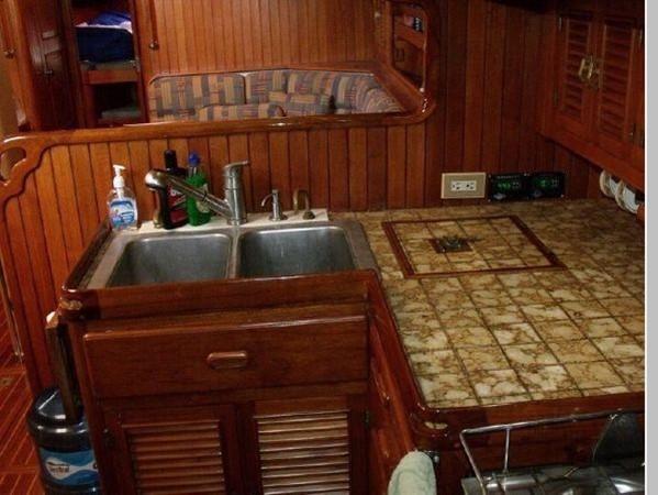 1985 PASSPORT YACHTS 51 Cruising Sailboat 2592836