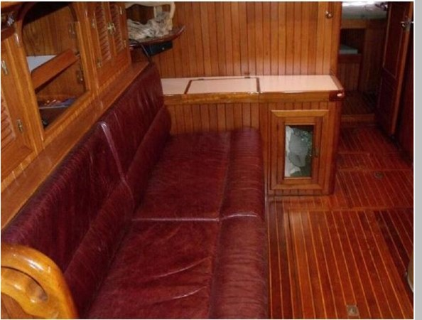 1985 PASSPORT YACHTS 51 Cruising Sailboat 2592838