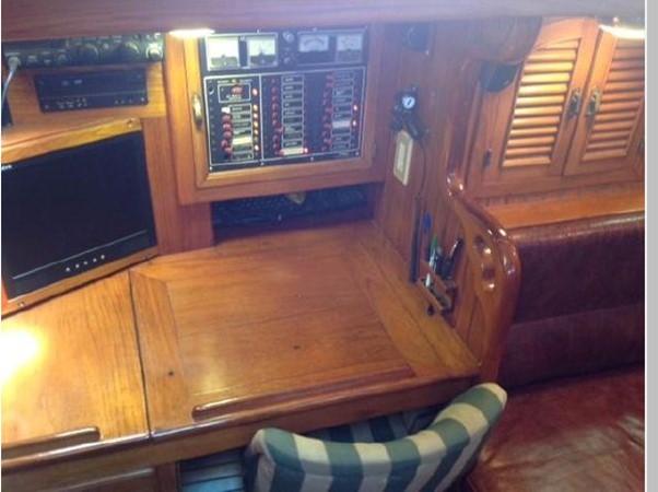 1985 PASSPORT YACHTS 51 Cruising Sailboat 2592839