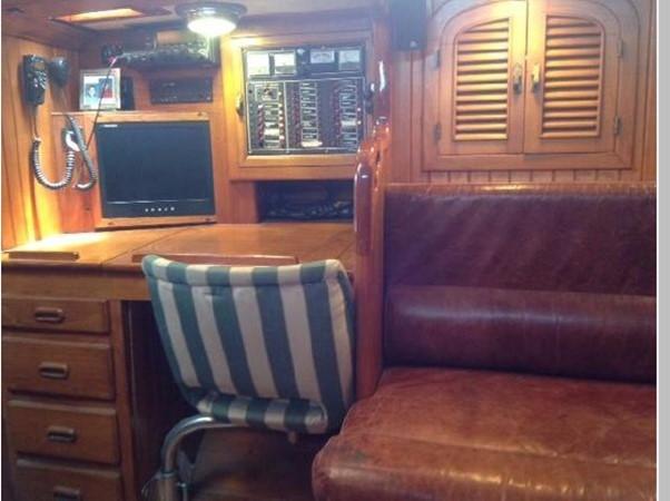1985 PASSPORT YACHTS 51 Cruising Sailboat 2592840
