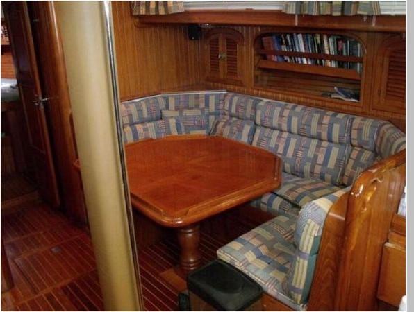 1985 PASSPORT YACHTS 51 Cruising Sailboat 2592841