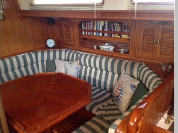 1985 PASSPORT YACHTS 51 Cruising Sailboat 2592842