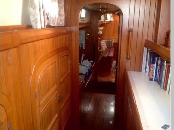 1985 PASSPORT YACHTS 51 Cruising Sailboat 2592849