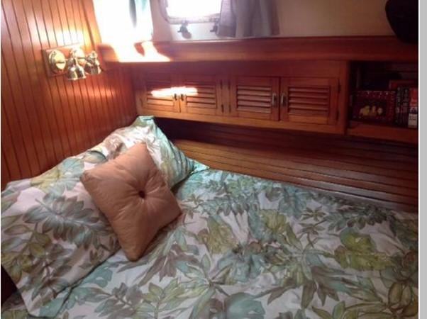 1985 PASSPORT YACHTS 51 Cruising Sailboat 2592855