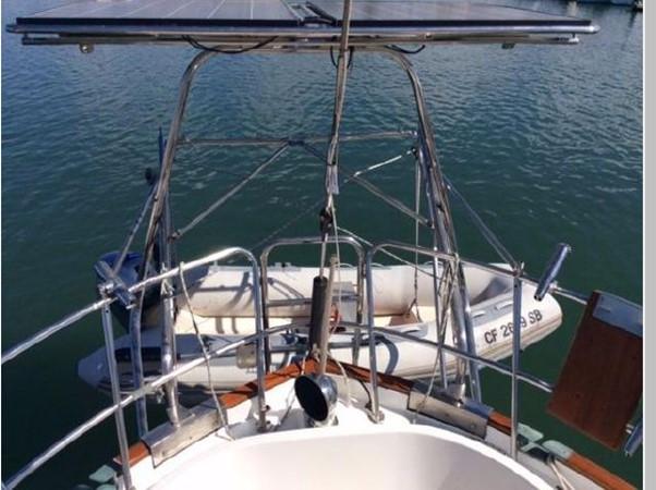 1985 PASSPORT YACHTS 51 Cruising Sailboat 2592867
