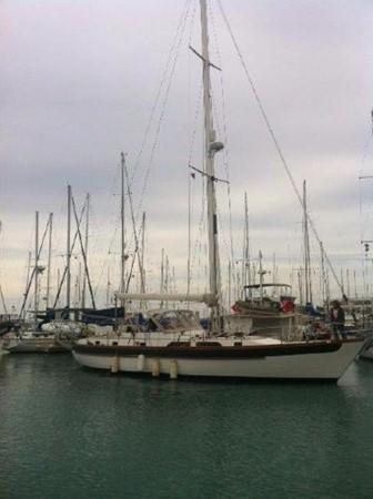 1985 PASSPORT YACHTS 51 Cruising Sailboat 2592871