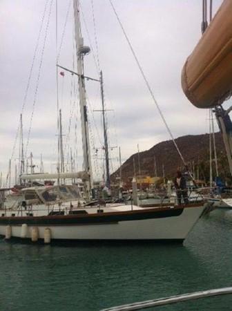 1985 PASSPORT YACHTS 51 Cruising Sailboat 2592872