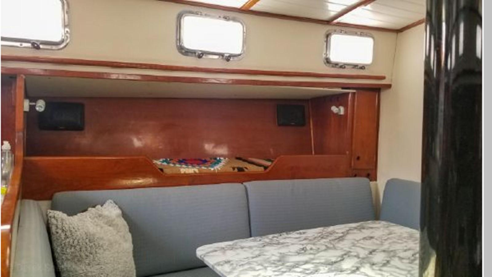 1977 CUSTOM  Ed Monk Searaker Motorsailor 2592928
