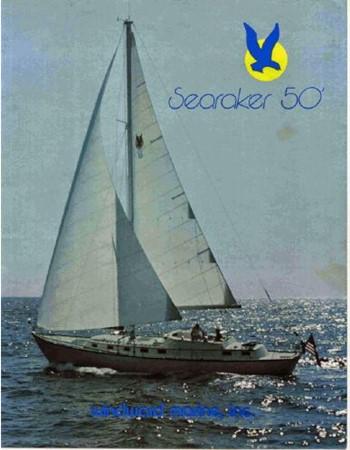 1977 CUSTOM  Ed Monk Searaker Motorsailor 2592916