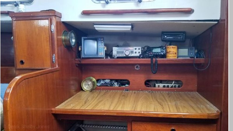 1977 CUSTOM  Ed Monk Searaker Motorsailor 2592951