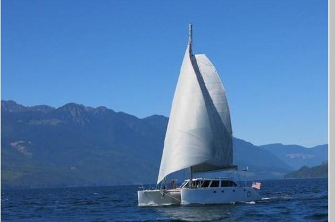 2011 CUSTOM Lidgard 50 Catamaran Catamaran 2592958