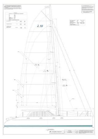 2011 CUSTOM Lidgard 50 Catamaran Catamaran 2593112